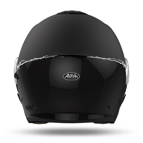 Airoh Helmet Helios Fluo black gloss/Matt L