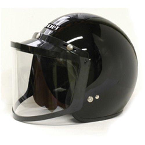 BOLT helmet A-611S black XL