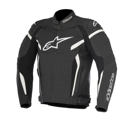 Alpinestars Leatherjacket GP PLUS R v2 black/white 52