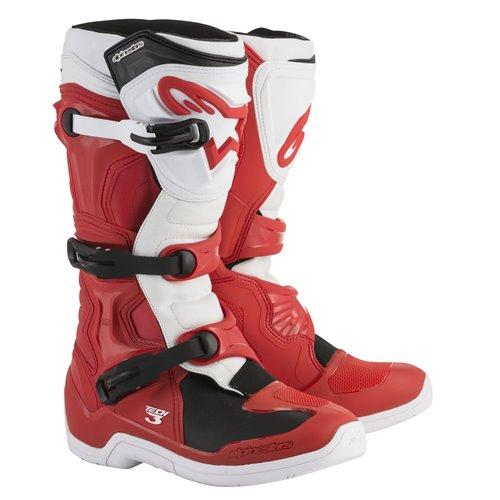 Alpinestars Boot Tech 3 Red/White 44,5