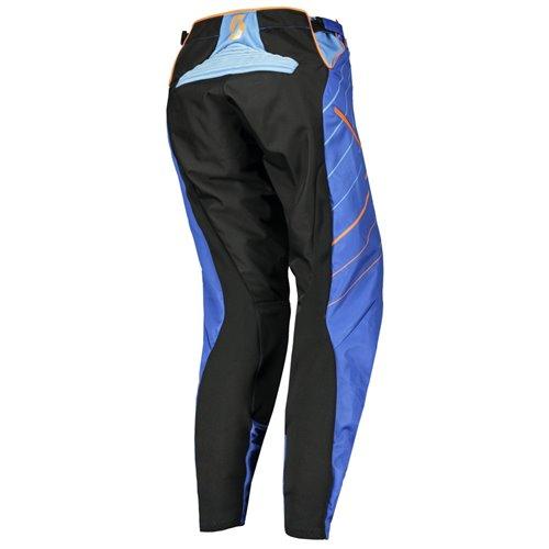 Scott Pant Enduro blue/orange 30
