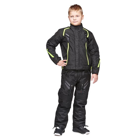 Sweep Junior Pants Wolverine 2, black 150