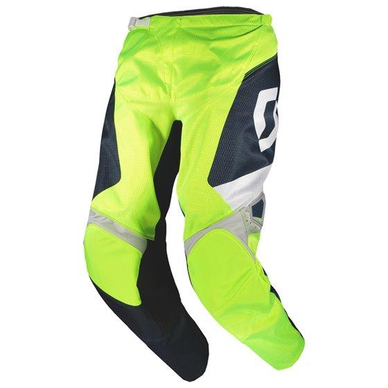 Scott Pants 350 Track blue/yellow 30