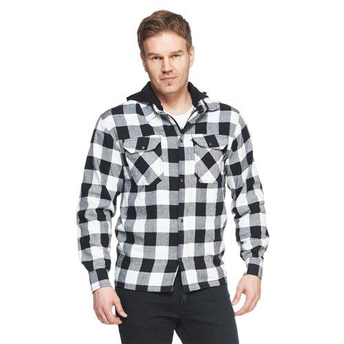 Sweep Shirt kevlar Whitehorse Black/White 5XL