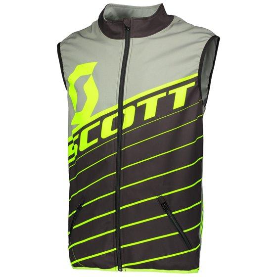 Scott Vest Enduro black/yellow L