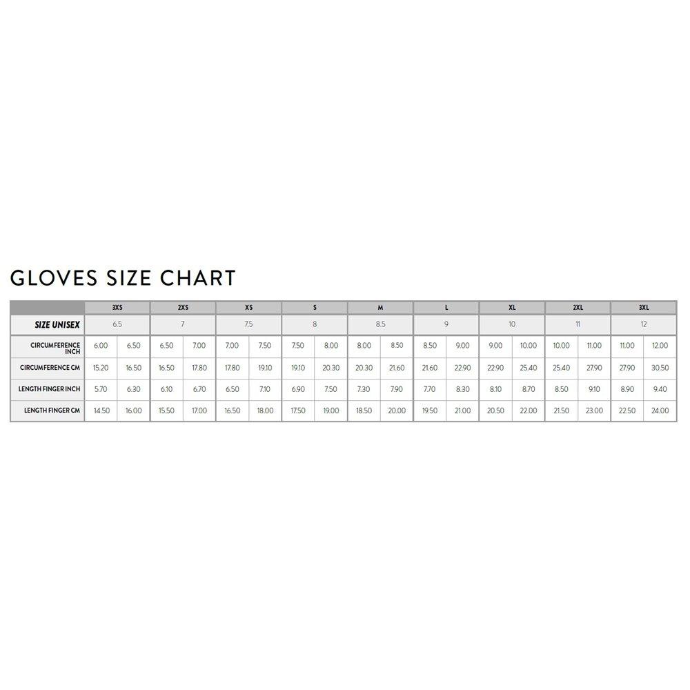 Scott  Glove 450 Podium black/white XL