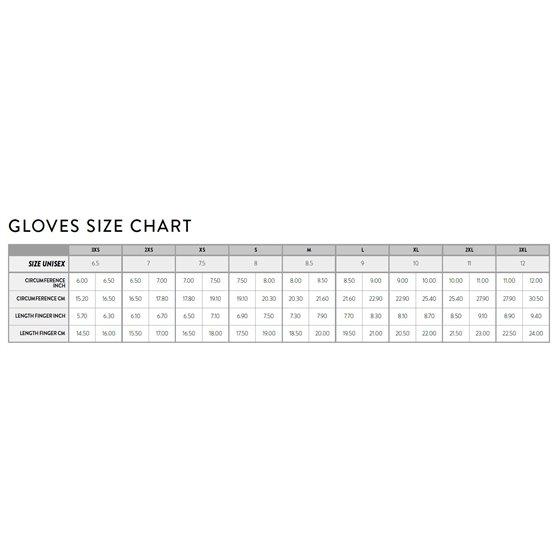 Scott  Glove 350 Dirt white/black 2XL