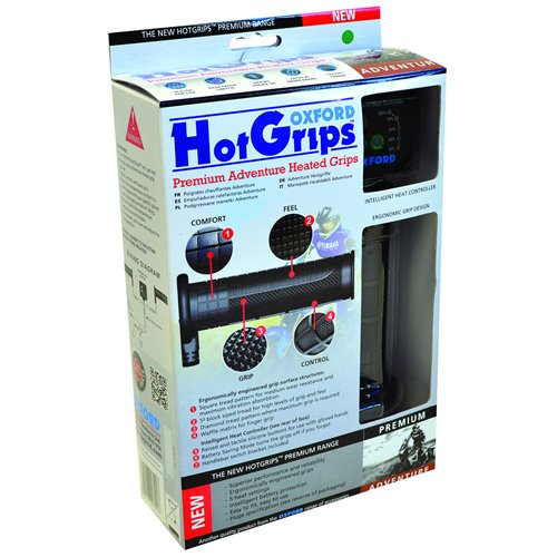 Oxford HotGrips Premium Adventure