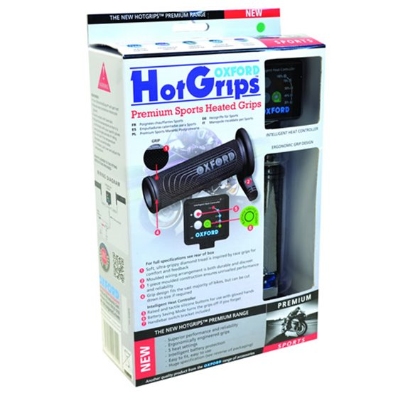 Oxford HotGrips Premium Sports