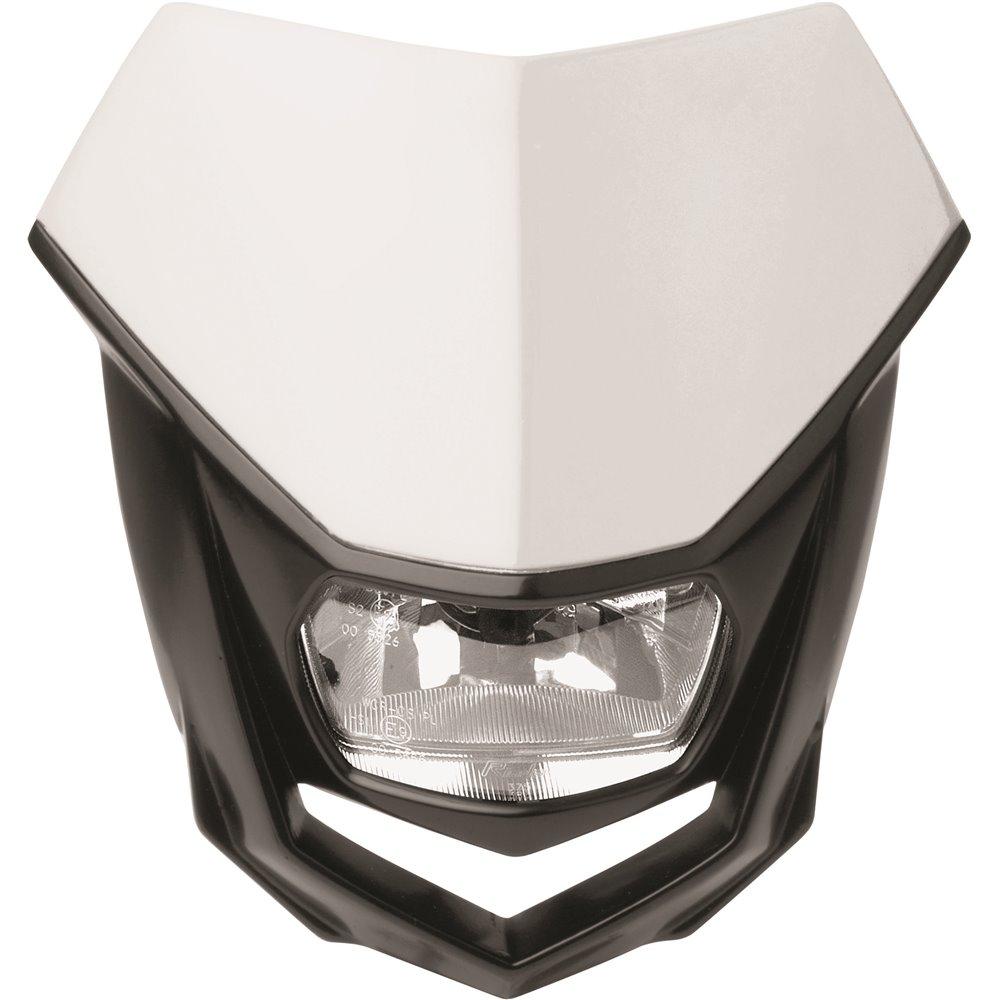 Polisport HALO headlight white/black