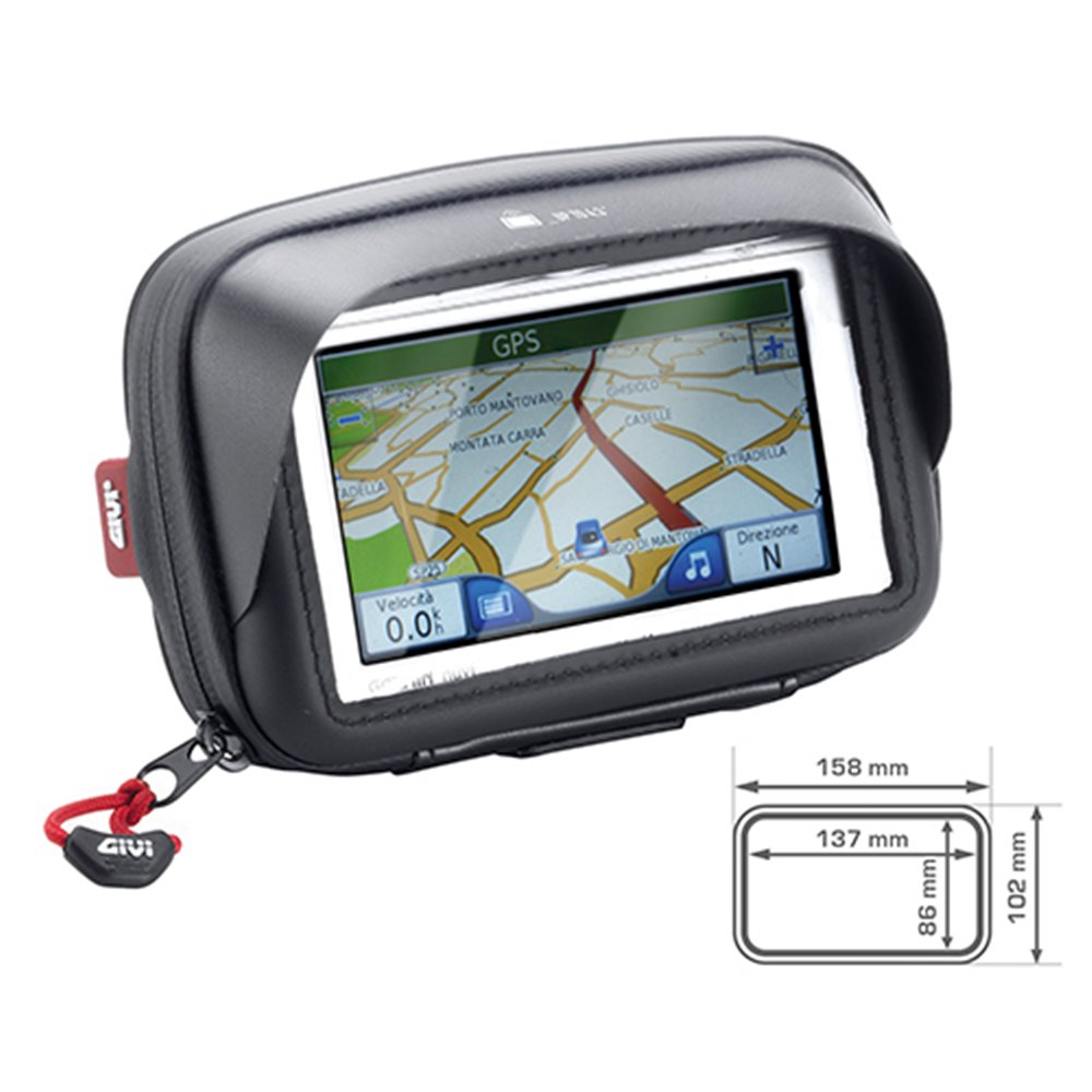 Givi Smartphone / GPS Iphone holder up to 5