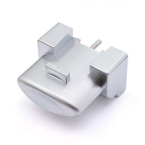 Givi Push button silver, 1 pcs.