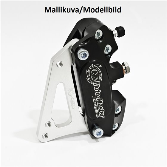 * Moto-Master SMR 4-piston caliper Yamaha (black)