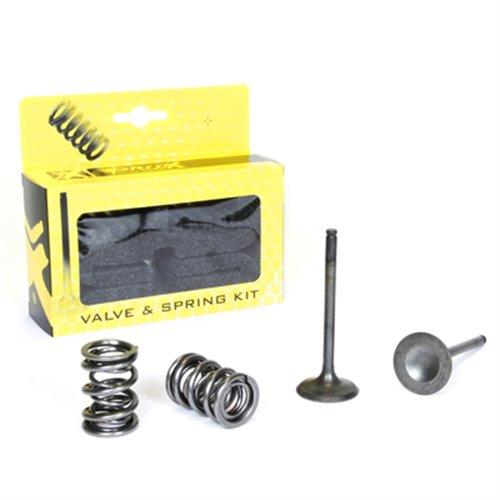 ProX Steel Exhaust Valve/Spring Kit KX450F '06-08 + KFX450R