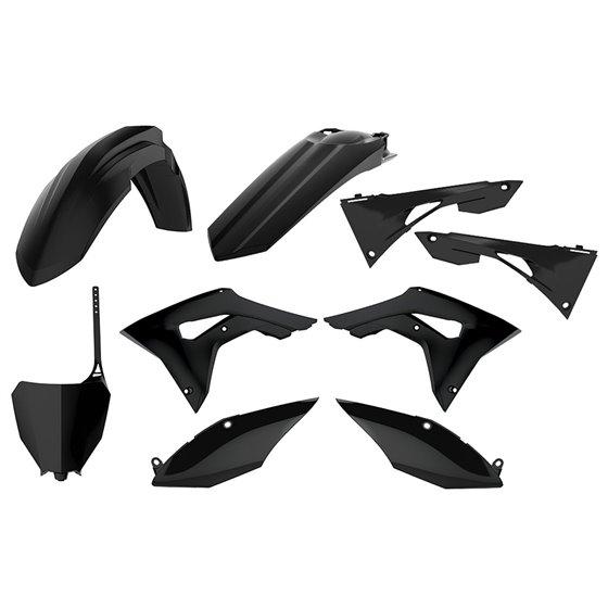 Polisport kit Honda CRF450R(17-) black