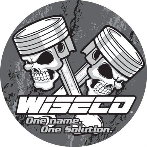 Wiseco Base Gasket Kawasaki 1230-1260 Copper 0.25mm