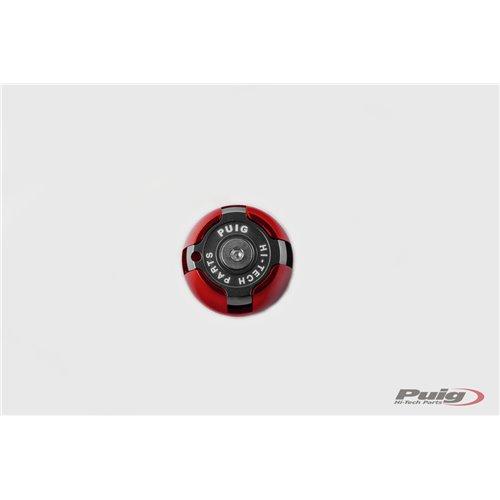 Puig Plug-Oil Hi-Tech Suzuki C/Red
