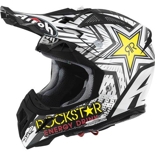 Airoh Aviator 2.2 Rockstar 2016 matt XS