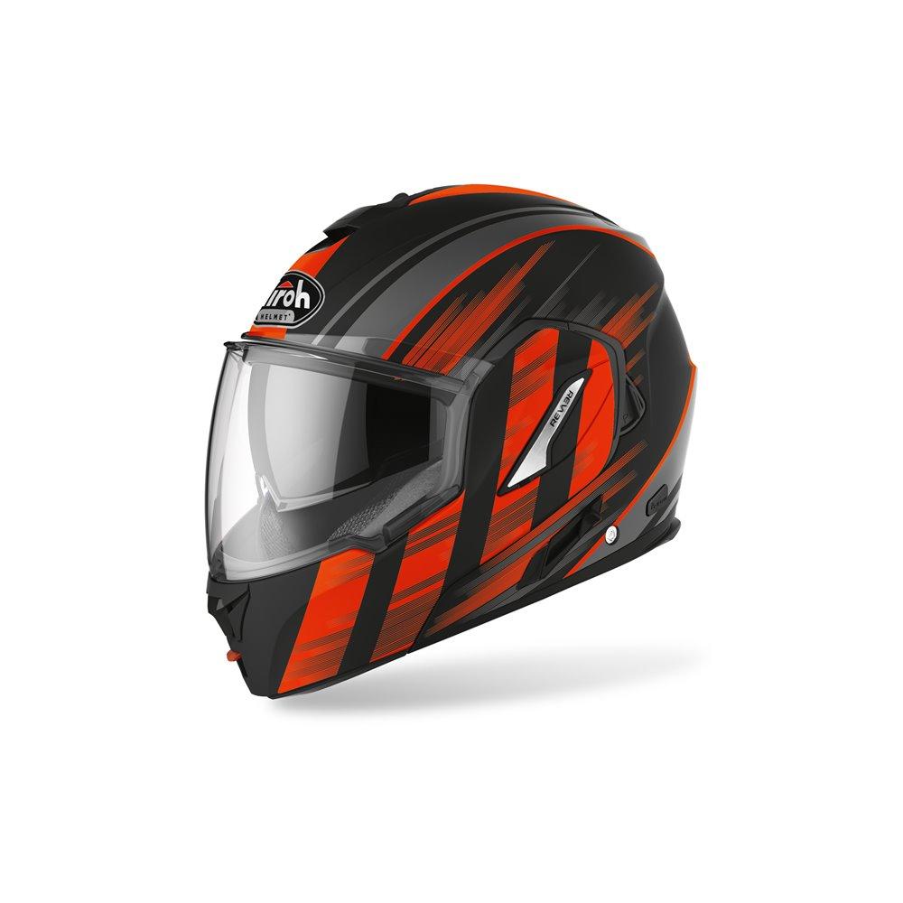 Airoh Helmet Rev19 Ikon orange Matt S