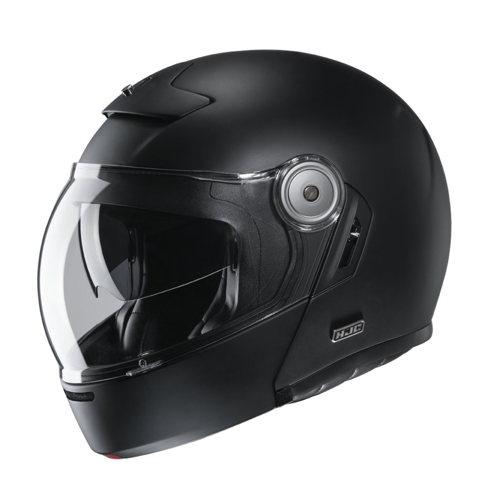 HJC Helmet V90 Semi Flat Black 2XL 62-63cm