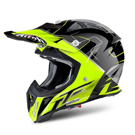 Airoh Helmet Aviator Junior TCMN16 gloss 2XS