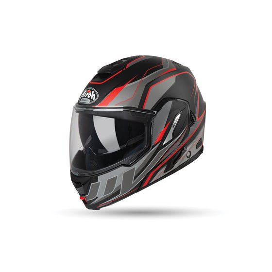 Airoh Helmet REV-S Revolution black matt  XS