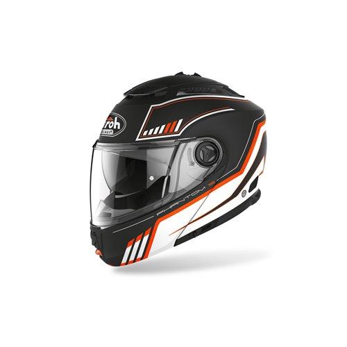 Airoh Helmet Phantom-S Beat orange Matt XXL