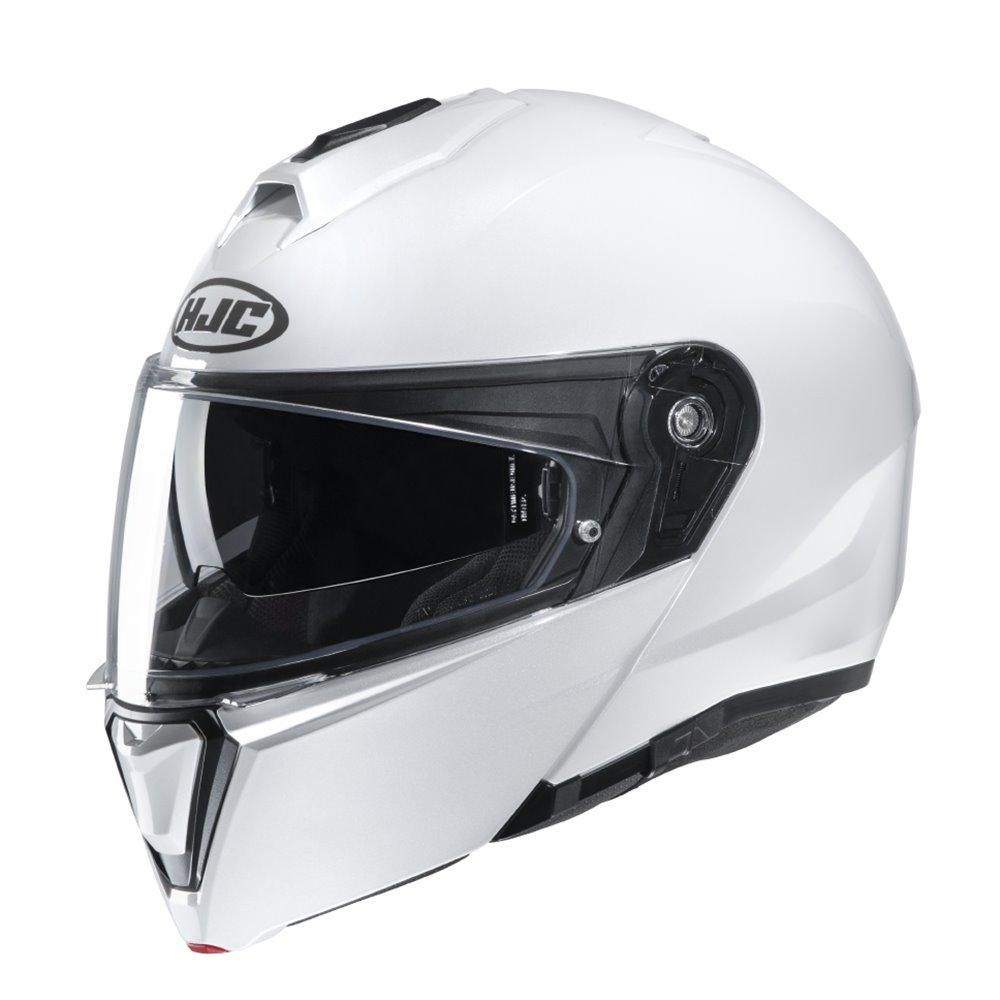 HJC Helmet I90 Pearl White L 58-59cm