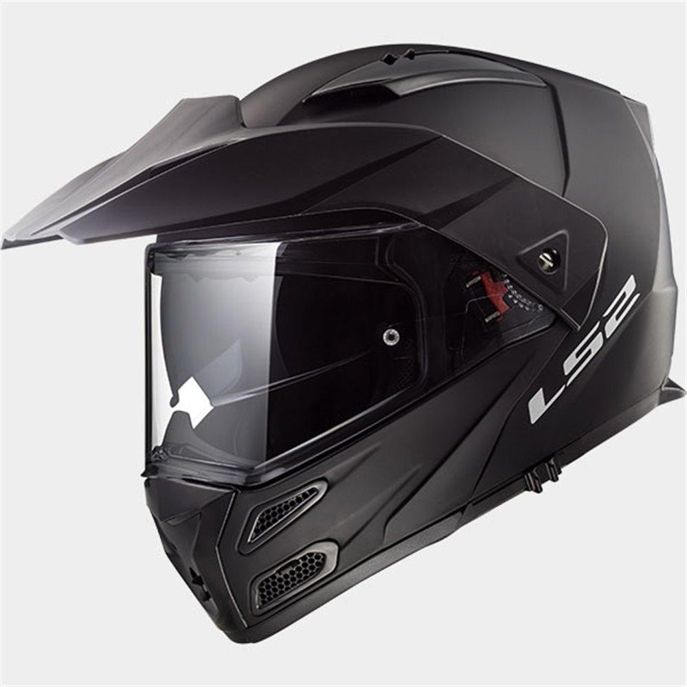LS2 Helmet FF324 METRO EVO SOLID matt black XS