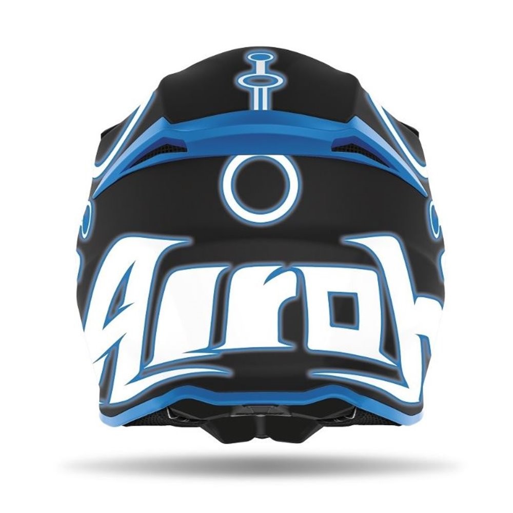 Airoh Helmet Twist 2.0 Neon azure matt XS