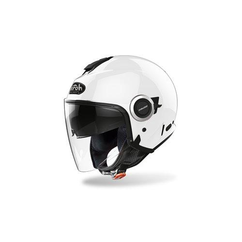 Airoh Helmet Helios Color white gloss XS