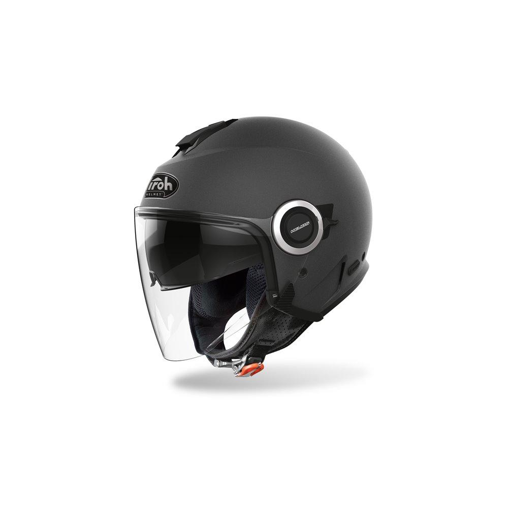Airoh Helmet Helios Color anthracite Matt M