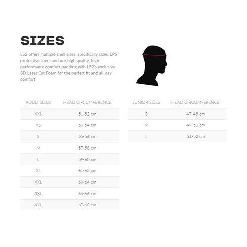 LS2 Helmet FF353J SOLID matt black S
