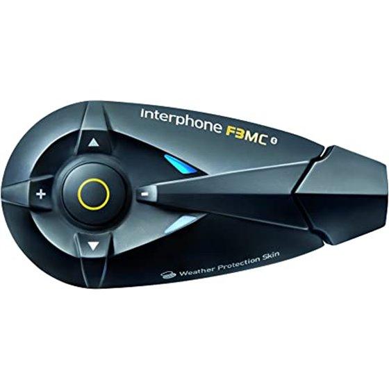 "INTERPHONE INTERCOM F3 (Single Pack) ""MC"" SERIES SHOEI kompatibel"