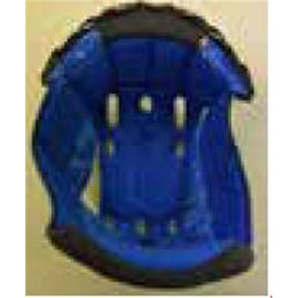 Airoh Aviator 2.3 AMSS Washable crown padding Blue L
