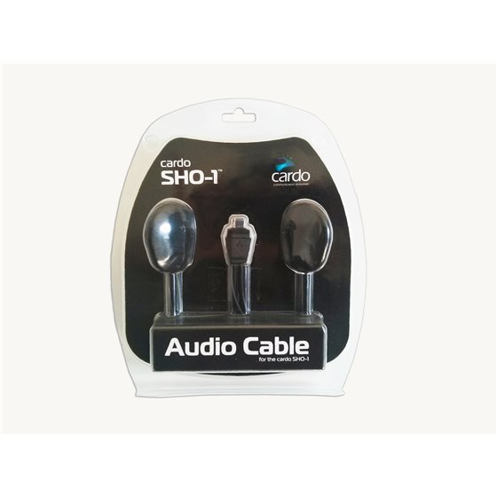 Cardo SHO-1 Speakers 40mm