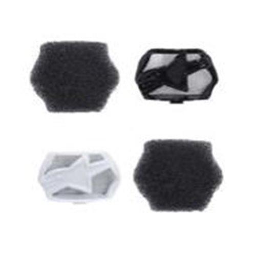 Alpinestars CHIN VENT FILTER S-M10/S-M8 Black Glossy