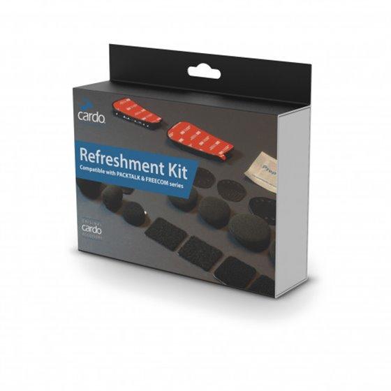 Cardo Refreshment kit for Packtalk/Smartpack/Freecom seriesCardo Refreshment kit