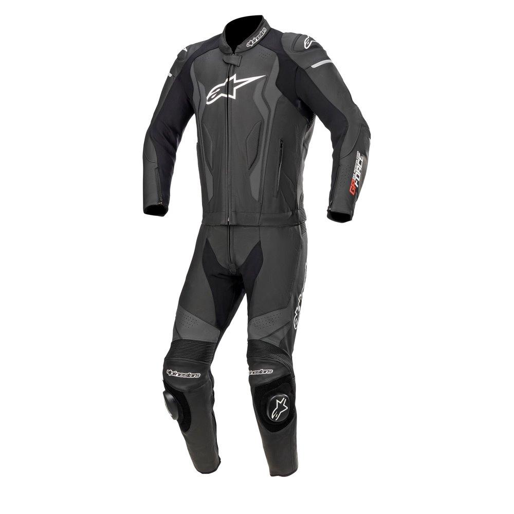 Alpinestars Leather suit GP Force 2 PCS Black 54