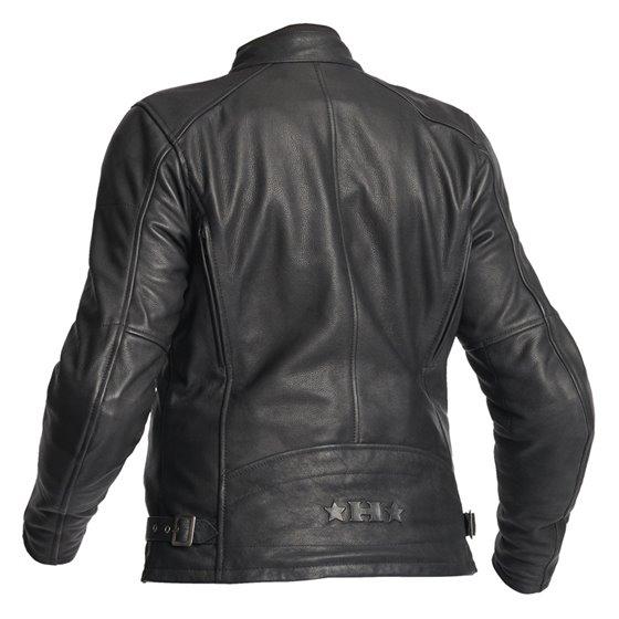Halvarssons Leather jacket Cambridge Black 46