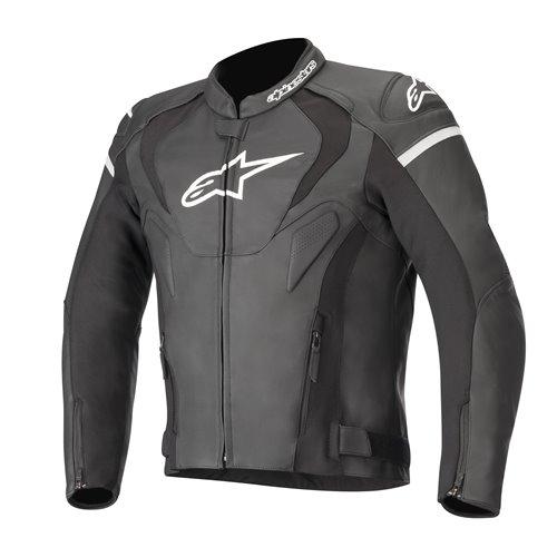 Alpinestars Leather jacket Jaws v3 Black 52