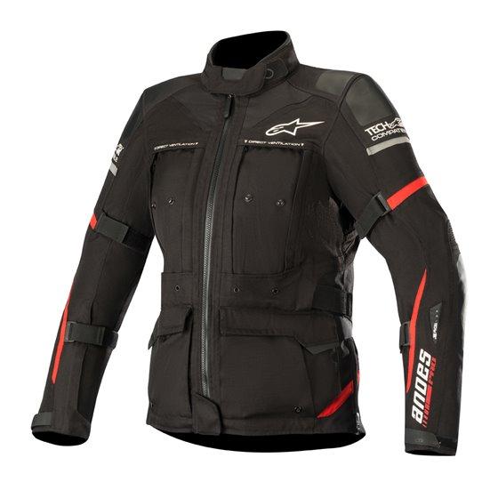 Alpinestars Jacket Dam Andes Pro Drystar Tech Air Black/red L