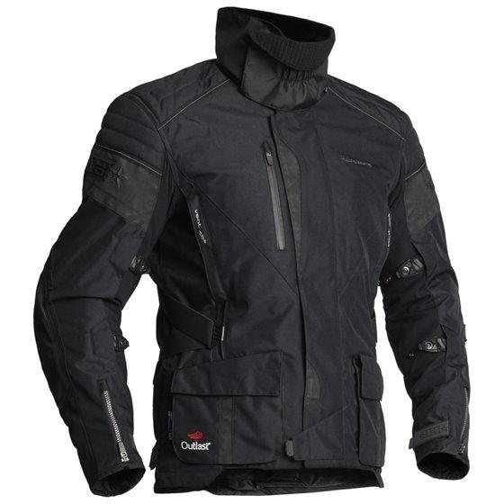 Halvarssons Textile jacket Wien Black 60