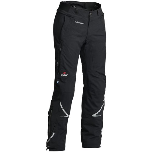 Halvarssons Textile pants Wish Lady Black 44