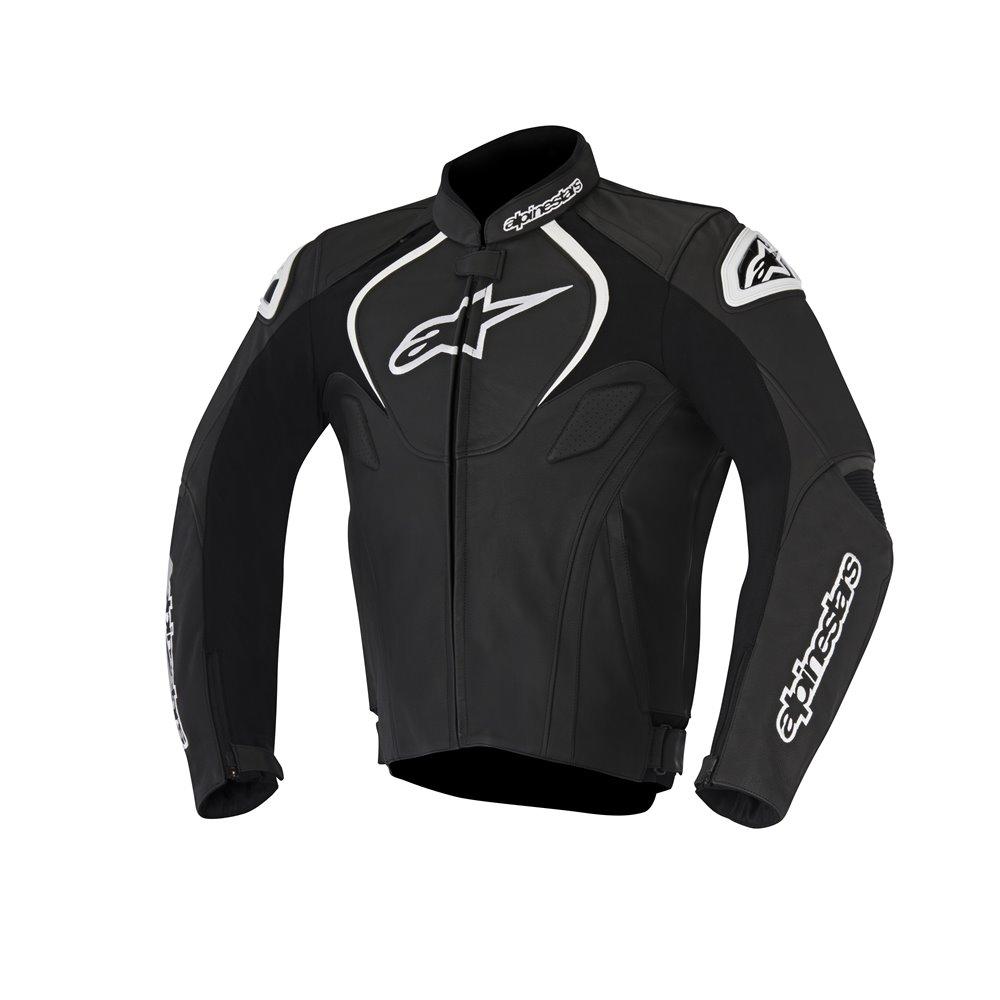 Alpinestars Leatherjacket Jaws Black 48