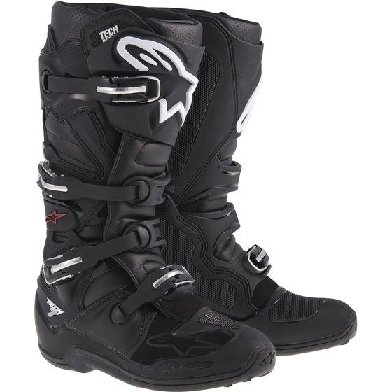 Alpinestars Boot MX Tech 7 Black 40,5