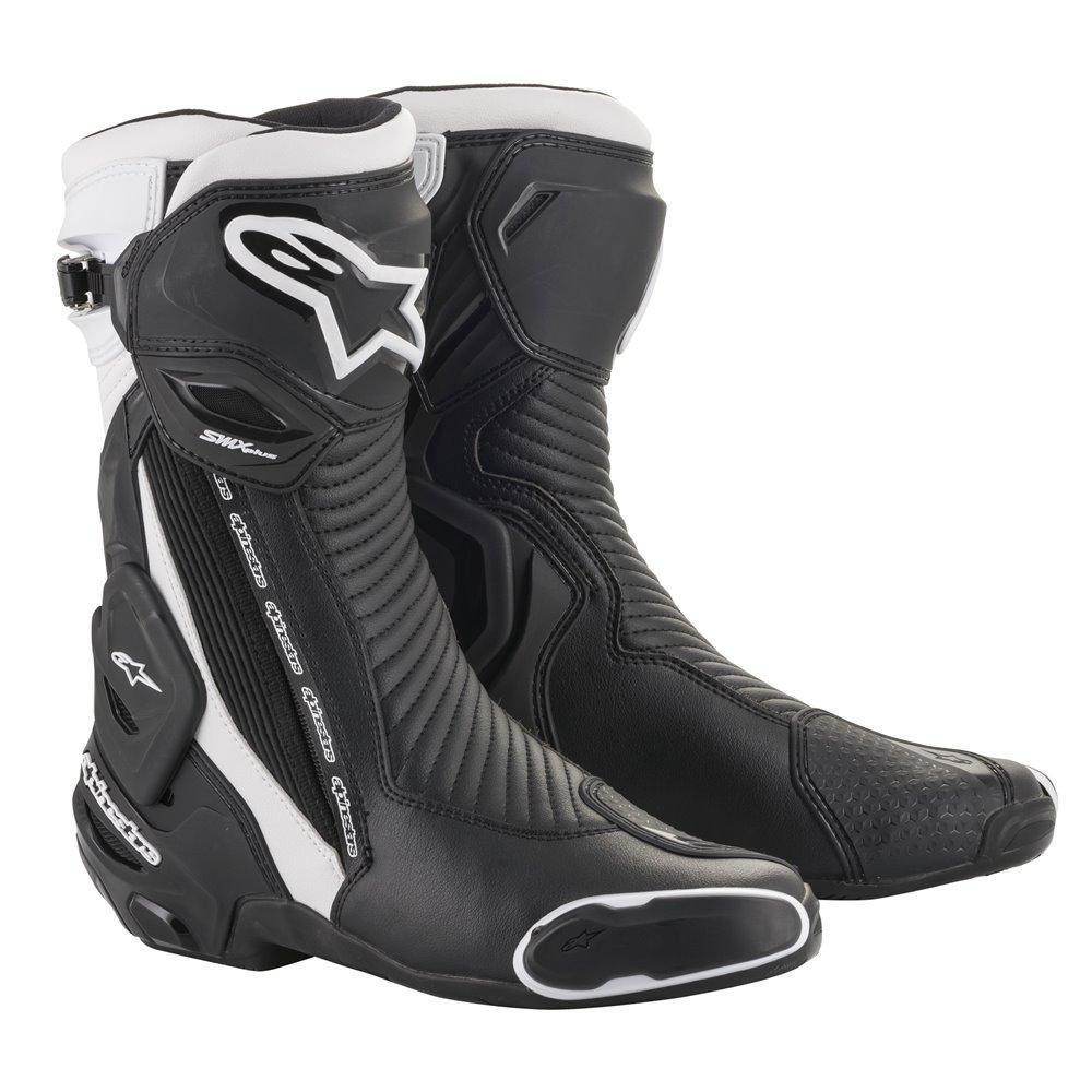 Alpinestars Boots SMX Plus v2 Black/White 36