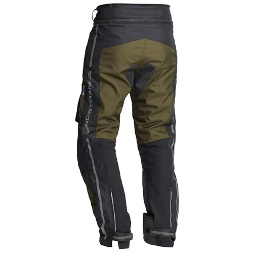 Lindstrands Textile pants Oman Pants Black/kiwi 60