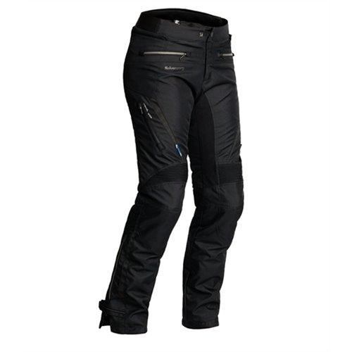 Halvarssons Textile pants W-Pants Lady Black Short Leg 48