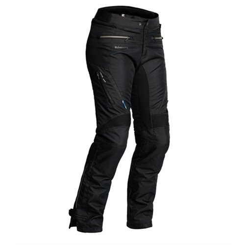 Halvarssons Textile pants W-Pants Lady Black Short Leg 42